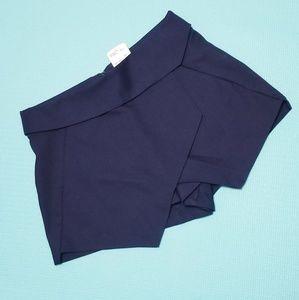 NWT Navy Blue Forever 21 Skirt / Skort XS